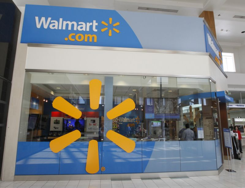 Why you shouldn't care about Walmart losing $1 billion a year online
