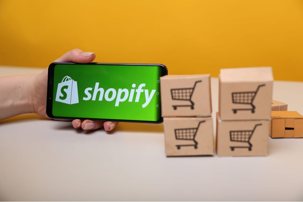 Shopify Poised To Become Second-Largest US eCommerce Company