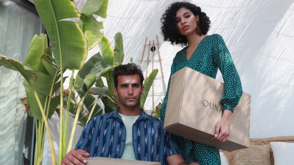 ounass cover - Ounass Just Launched Eco-Friendly Packaging And The Fashion World