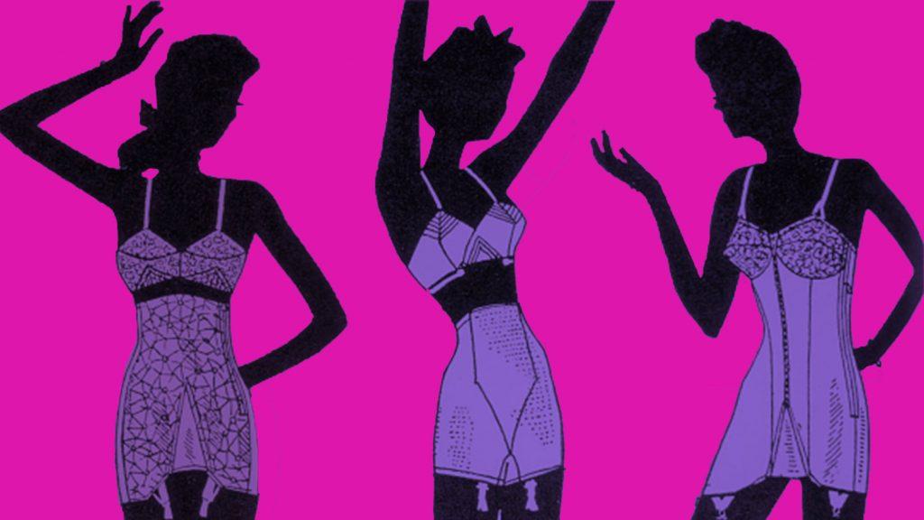 Oh, Grandma! The Boom in Selling Vintage Underwear Online