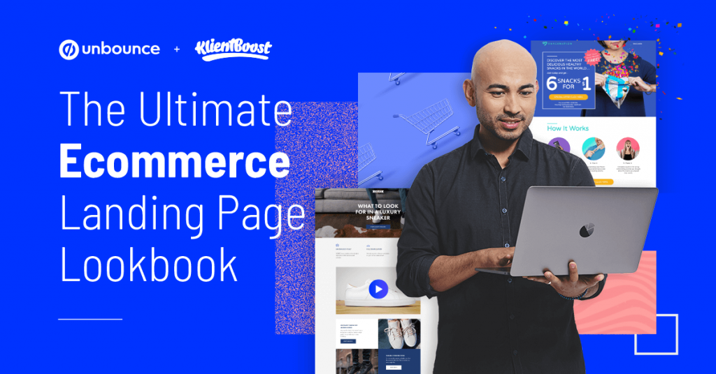 How to Design Incredible Ecommerce Landing Pages [Ultimate Guide]