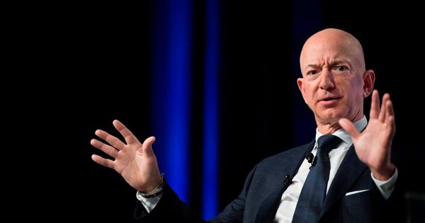 Jeff Bezos Is No Longer The Richest Person In The World