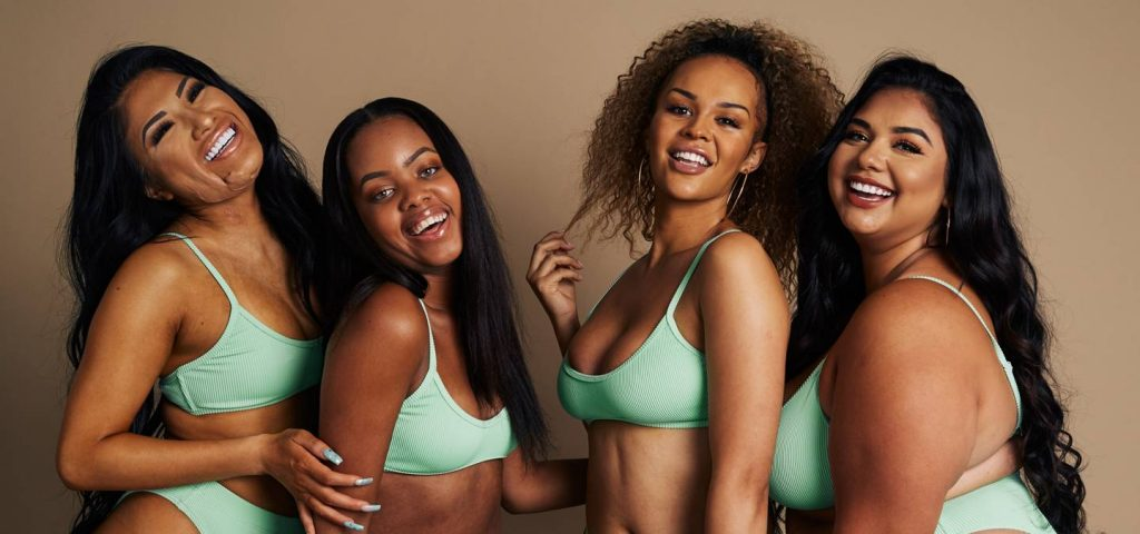 Exclusive: Leigh-Anne Pinnock reveals the swimwear campaign we've all been waiting for