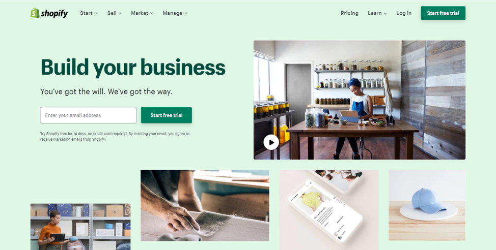 Dropshipping Business on Shopify! Guide on Product Hunting and Shopify Store Design