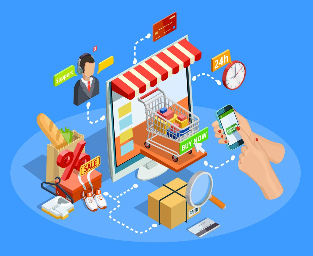 E-commerce Challenges: Social Media Role In Customer's Purchase