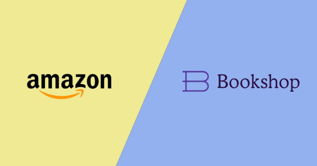 Amazon vs Bookshop Featured 1024x538 - Bookshop.org wants to compete with Amazon