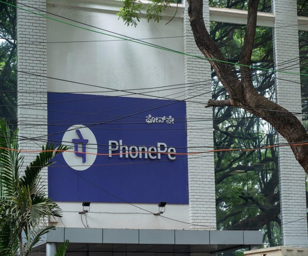 Flipkart to spin off PhonePe, digital payments business valued at $5.5 billion