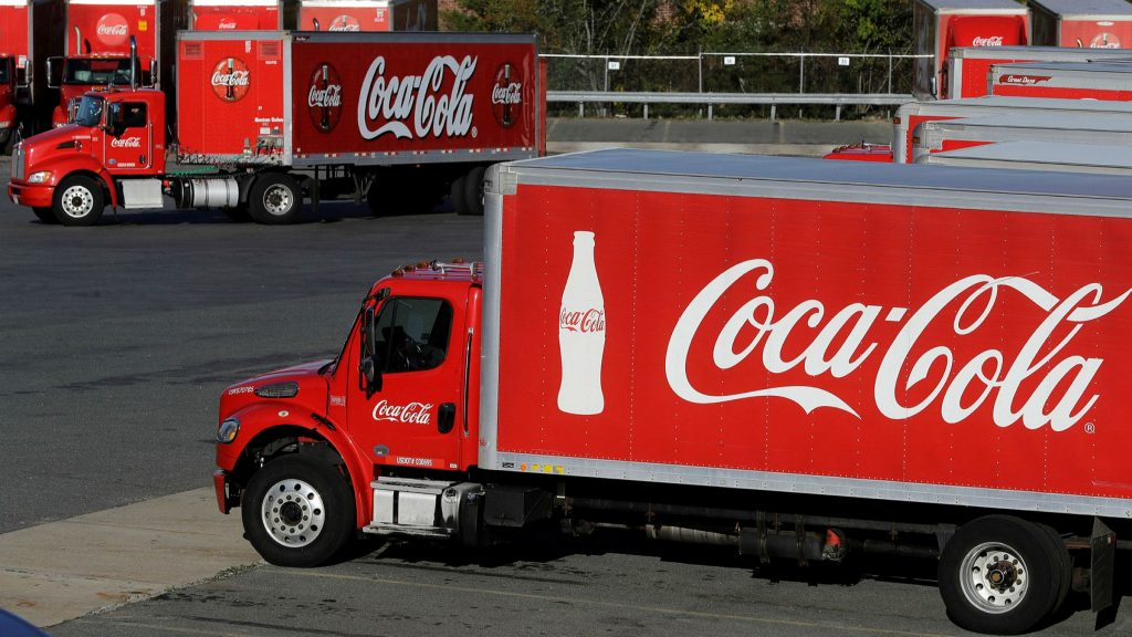 Coca-Cola is changing the flavour of a soda again