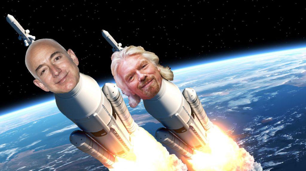 Not so soon, Jeff! Richard Branson plans space trip ahead of Bezos