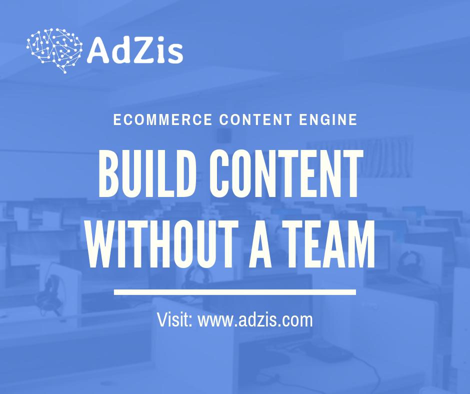 Adzis Content Generator App