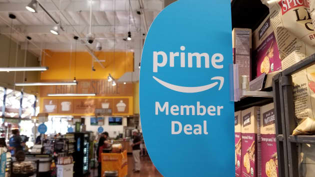 Amazon grocery executive Wei Gao departs the company